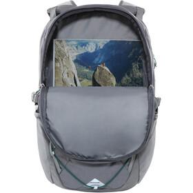 The North Face Borealis Rugzak, zinc grey dark heather/evergreen